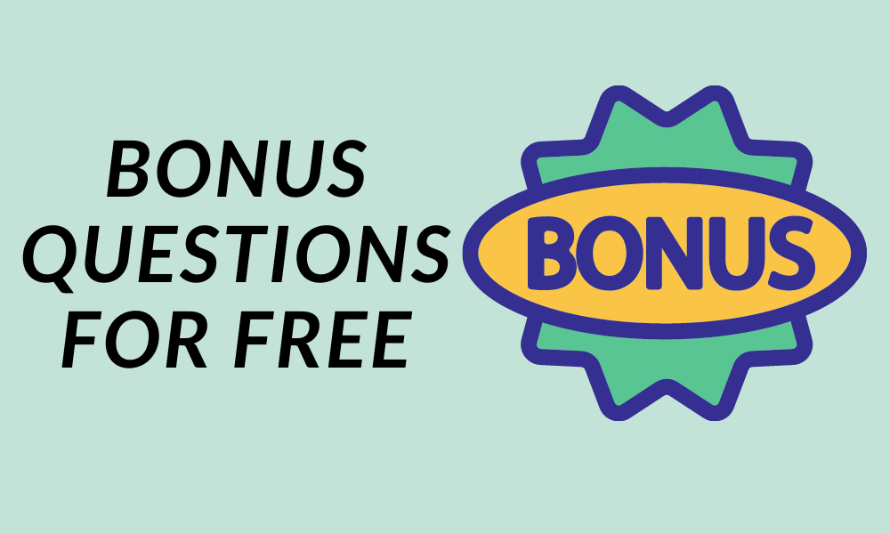 More Bonus questions for Reading Short Story MCQs